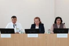 В Городской поликлинике №10 состоялось заседание медицинского совета, на котором были подведены итоги работы учреждения за 2020 год и обозначены задачи на 2021 год.