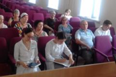 Прошло очередное заседание Комитета пациентов в ГАУЗ «Городская поликлиника №10»