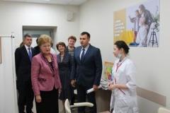 20 декабря 2019 года ГАУЗ «Городская поликлиника №10» посетила зампред Госсовета РТ