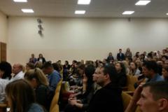ГАУЗ «Городская поликлиника №10» проводит лекции и беседы о  значимости вакцинации гриппа.