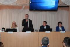На базе ГАУЗ «Городская поликлиника № 10» состоялось заседание Ученого совета Казанской государственной академии