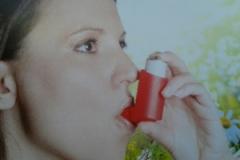 """В ГАУЗ «Городская поликлиника №10» была проведена школа здоровья на тему: """"Бронхиальная астма"""""""