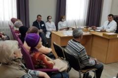 1 марта 2019 г. прошло очередное заседание Комитета пациентов в ГАУЗ «Городская поликлиника №10»